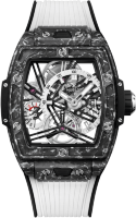 Hublot Spirit Of Big Bang Tourbillon Carbon White 645.QW.2012.RW