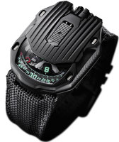 Urwerk Satellite UR-105 CT Kryptonite