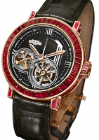 DeWitt Academia Tourbillon Force Constante Ruby Rose Gold AC.8300M.53.04.M070