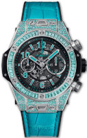 Hublot Big Bang Unico White Gold Paraiba 411.WX.1179.LR.0919