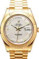Rolex Day-Date II President Yellow Gold 218238 ICAP