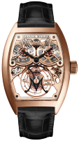 Franck Muller Grand Complications Giga Tourbillon 8889 T G SQT BR Rose Gold