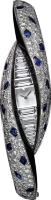 Cartier Creative Jeweled Watches Regard De Panthere Visible Hour HPI01029