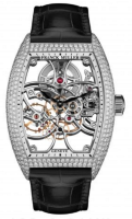 Franck Muller Mens Collection Cintree Curvex Skeleton 8880 B S6 SQT D