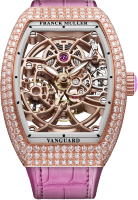 Franck Muller Vanguard Lady Skeleton V 32 S6 SQT D (RS)