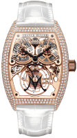 Franck Muller Grand Complications Giga Tourbillon 8889 T G SQT BR D7 Rose Gold