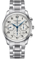Watchmaking Tradition The Longines Master L2.759.4.78.6