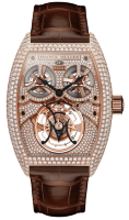 Franck Muller Grand Complications Giga Tourbillon 8889 T G D8 MVT D Rose Gold