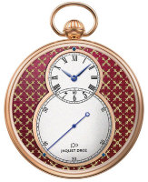 Jaquet Droz les Ateliers d'Art The Pocket Watch Paillonnee J080033046