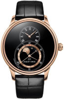 Jaquet Droz Grande Seconde Moon Black Enamel J007533201