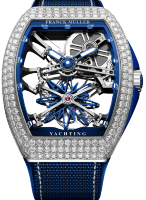 Franck Muller Grand Complications Gravity Vanguard Yachting Skeleton V 45 T GR CS SQT YACHT NBR D ST