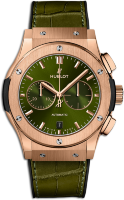 Hublot Classic Fusion Chronograph King Gold Green 541.OX.8980.LR