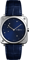Bell & Ross Instruments BR S Blue Diamond Eagle BRS-EA-ST/SCR