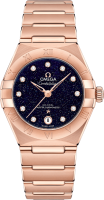 Constellation Manhattan Omega Co-Axial Master Chronometer 29 mm 131.50.29.20.53.003