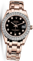 Rolex Oyster Pearlmaster 34 m81285-0025
