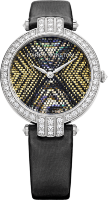 Harry Winston Premier Precious Weaving Automatic 36 mm PRNAHM36WW007