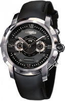 DeWitt Glorious Knight Chronograph Steel FTV.CHR.001