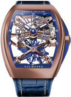 Franck Muller Grand Complications Gravity Vanguard Yachting Skeleton V 45 T GR CS SQT YACHT NBR RG