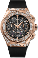 Hublot Classic Fusion Chronograph Orlinski King Gold Alternative Pave 525.OX.0180.RX.1804.ORL19
