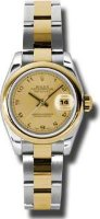 Rolex Datejust Ladies 179163 CHAO