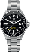 Tag Heuer Aquaracer Calibre 5 Automatic Watch 300M 43 mm WAY201A.BA0927