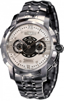 DeWitt Glorious Knight Chronograph Steel FTV.CHR.002