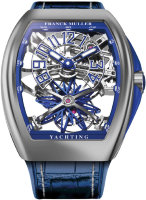 Franck Muller Grand Complications Gravity Vanguard Yachting Skeleton V 45 T GR CS SQT YACHT NBR ST