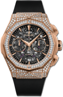 Hublot Classic Fusion Chronograph Orlinski King Gold Jewellery 525.OX.0180.RX.0904.ORL19