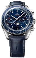 Omega Speedmaster Moonphase Co-Axial Master Chronometer Chronograph 304.33.44.52.03.001