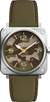 Bell & Ross Instruments BR S Green Camo BRS-CK-ST/SCA