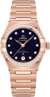 Constellation Manhattan Omega Co-Axial Master Chronometer 29 mm 131.55.29.20.53.003