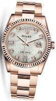 Rolex Day-Date 36 Oyster Perpetual M118235F-0112