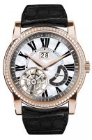 Roger Dubuis Hommage Flying Tourbillon with Large Date RDDBHO0579