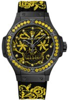 Hublot Big Bang Broderie Sugar Skull Fluo Sunflower 41 mm 343.CY.6590.NR.1211