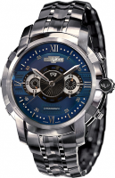 DeWitt Glorious Knight Chronograph Steel FTV.CHR.003