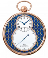 Jaquet Droz Grande Seconde The Pocket Watch Paillonnee J080033043