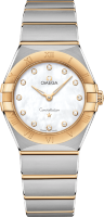 Omega Constellation Manhattan Quartz 28 mm 131.20.28.60.55.002