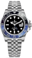 Rolex GMT-Master II Oyster 40 mm M126710BLNR-0002