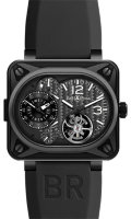 Bell & Ross Aviation BR Minuteur Tourbillon BR Minuteur Tourbillon Titanium