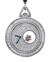 Rotonde de Cartier Mysterious Double Tourbillon Pocket HPI01075