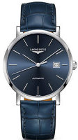 Watchmaking Tradition The Longines Elegant Collection L4.910.4.92.2