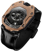 Urwerk Satellite UR-105 TA Raging Gold