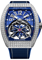 Franck Muller Mens Collection Gravity Vanguard Yachting V 45 T GR CS BL D ST