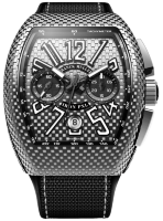 Franck Muller Mens Collection Vanguard PXL V 45 CC DT IRON PXL