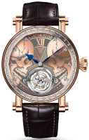 Speake-Marin Cabinet Des Mysteres Face To Tourbillon