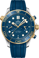 Omega Seamaster Diver 300 m Chronograph 44 mm 210.22.44.51.03.001