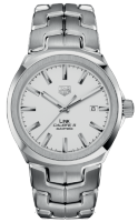 Tag Heuer Link Calibre 5 Automatic Watch 100 M 41mm WBC2111.BA0603