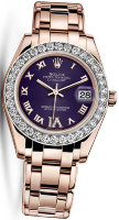 Rolex Oyster Pearlmaster 34 m81285-0029