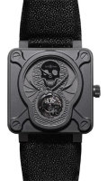 Bell & Ross Aviation Tourbillon BR 01 Tourbillon Skull