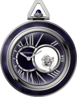 Rotonde de Cartier Mysterious Double Tourbillon Pocket WHRO0011